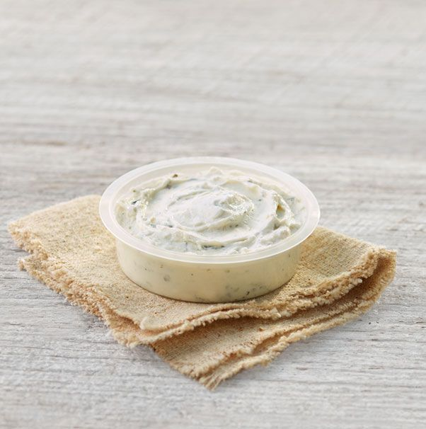 Reduced fat cheese spread