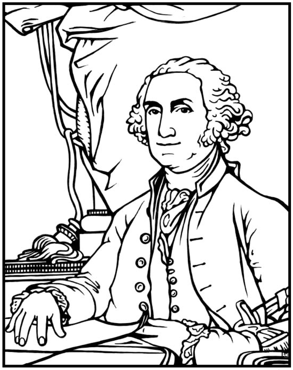 president coloring pages President Coloring Sheets | Coloring Sheets | Presidents, Coloring  president coloring pages