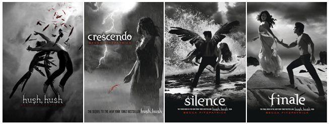 Saga Hush Hush Libros En Orden Buscar Con Google Books En 2019