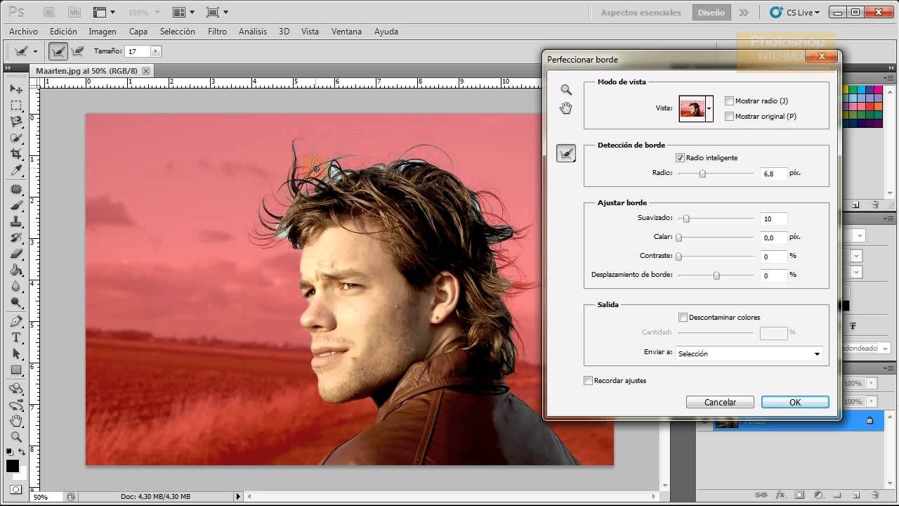 Como recortar una foto en photoshop cs5 20