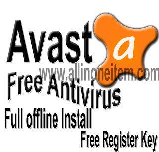 avast free antivirus offline installer 2017