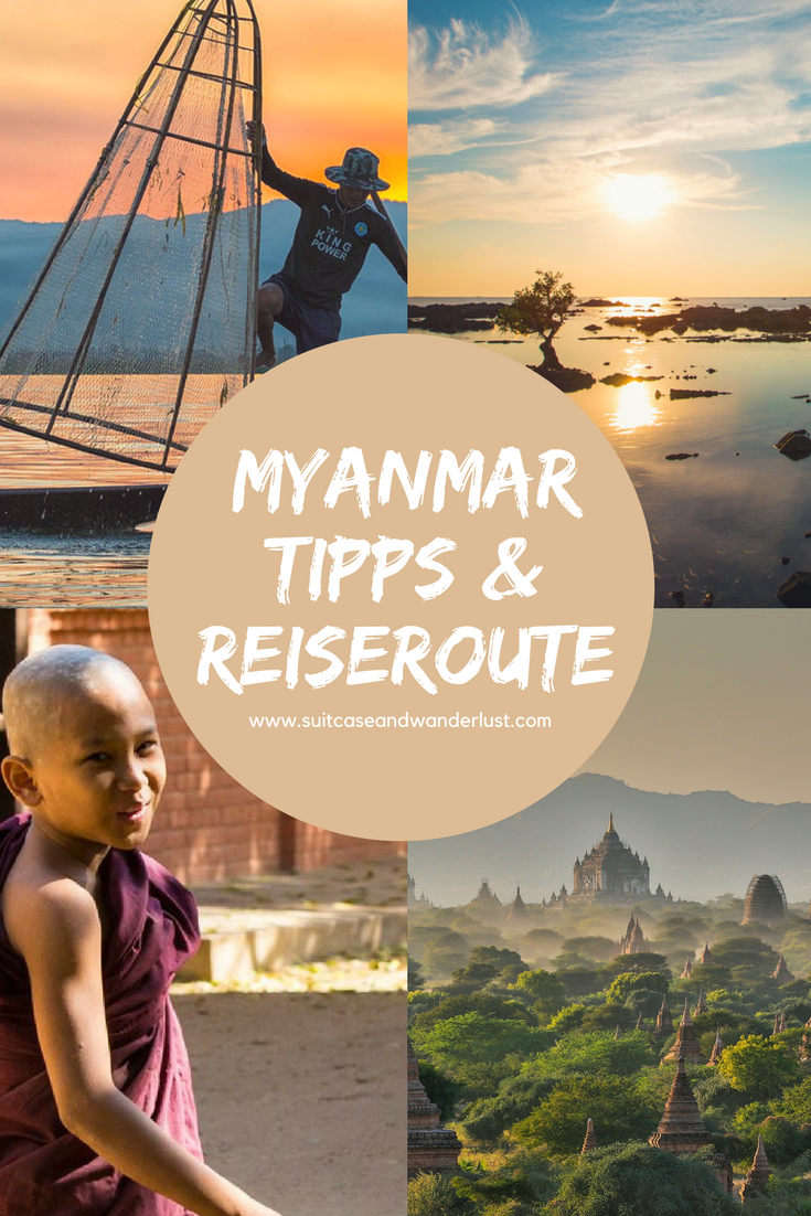 Myanmar Reisetipps Und Rundreise Rundreise Reisen Asien Reisen