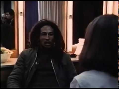 Bob Marley Interview Toronto 1978