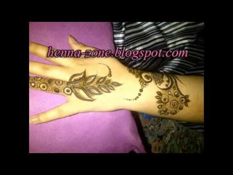 نقش حناء ناعم 24 صورة Henna Tattoo Henna Tattoos