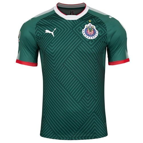 on sale 13431 de7e5 PUMA Men's Chivas De Guadalajara 17/18 Promo Third Jersey ...