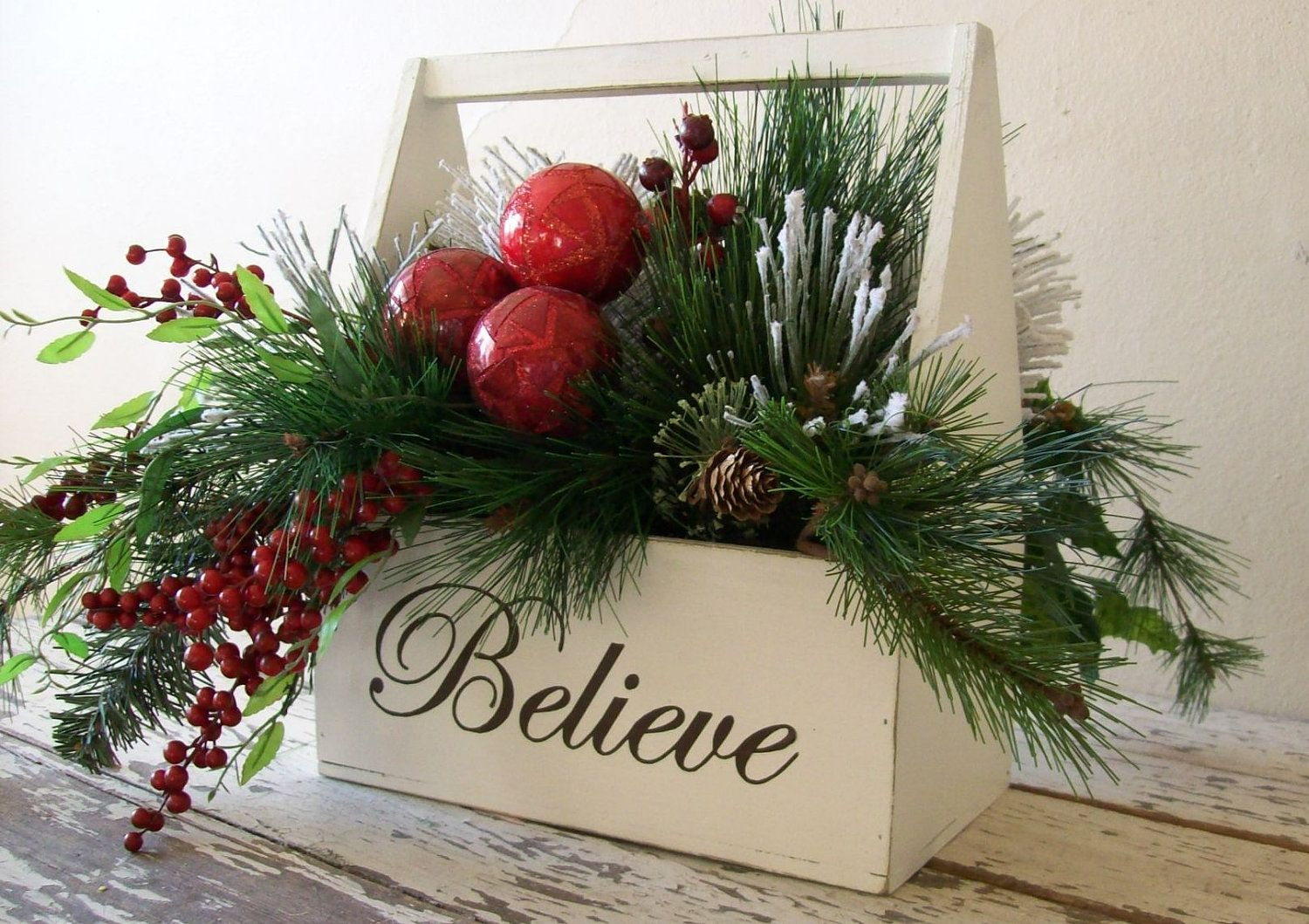 Country Decorated Front Porches Christmas Decor
