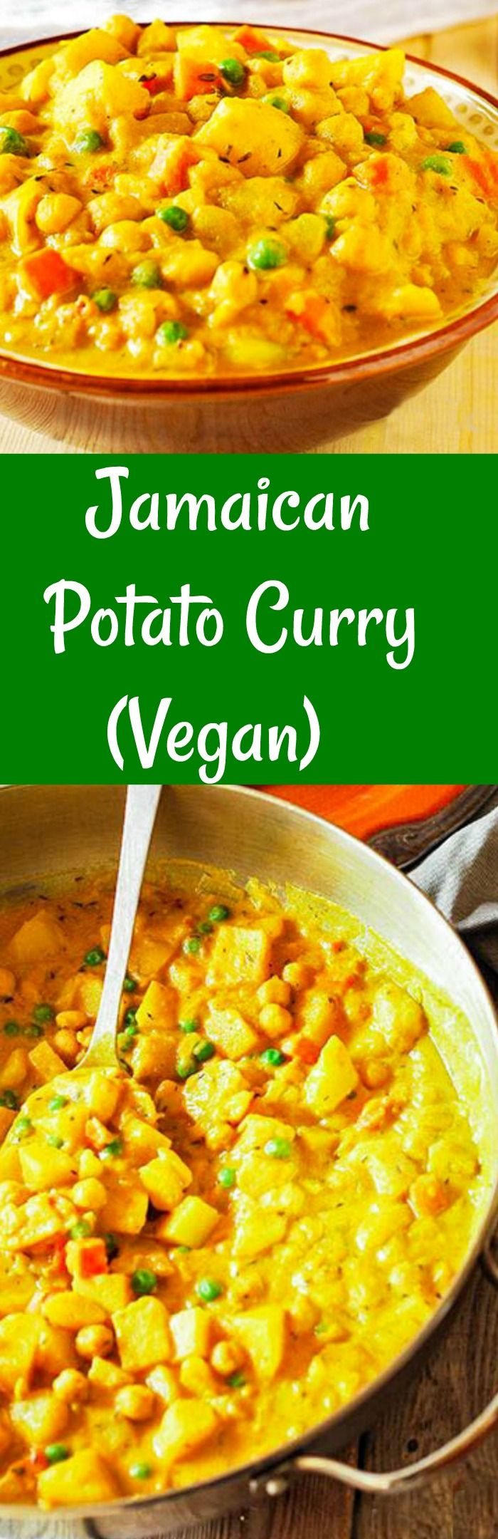 Jamaican Spicy Potato Curry Vegan Recipe All Time Best Recipes
