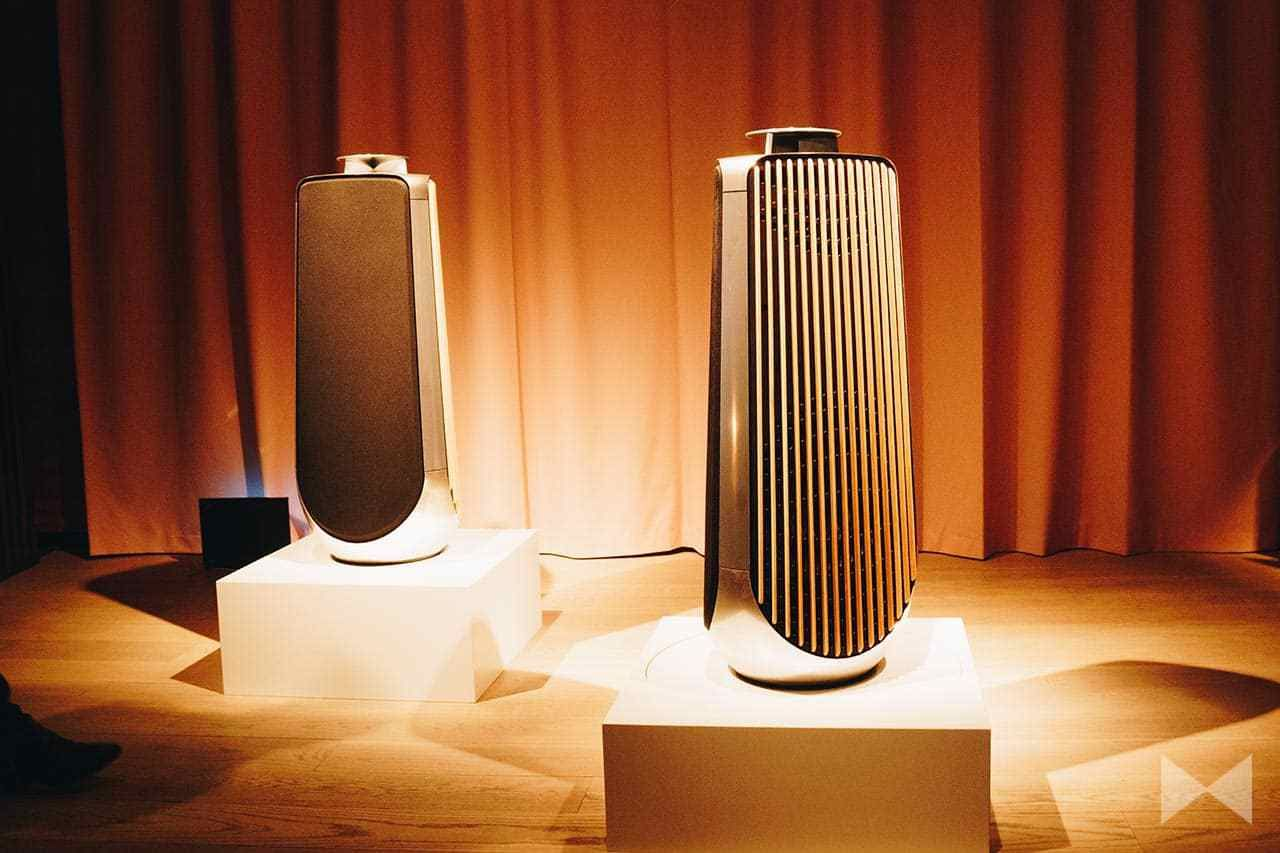 bang olufsen beolab 50 erster h rtest loudspeaker. Black Bedroom Furniture Sets. Home Design Ideas
