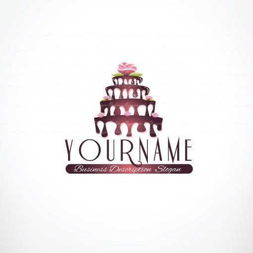 Exclusive design cake logo free business card cake logo logos exclusive design cake logo free business card reheart Gallery