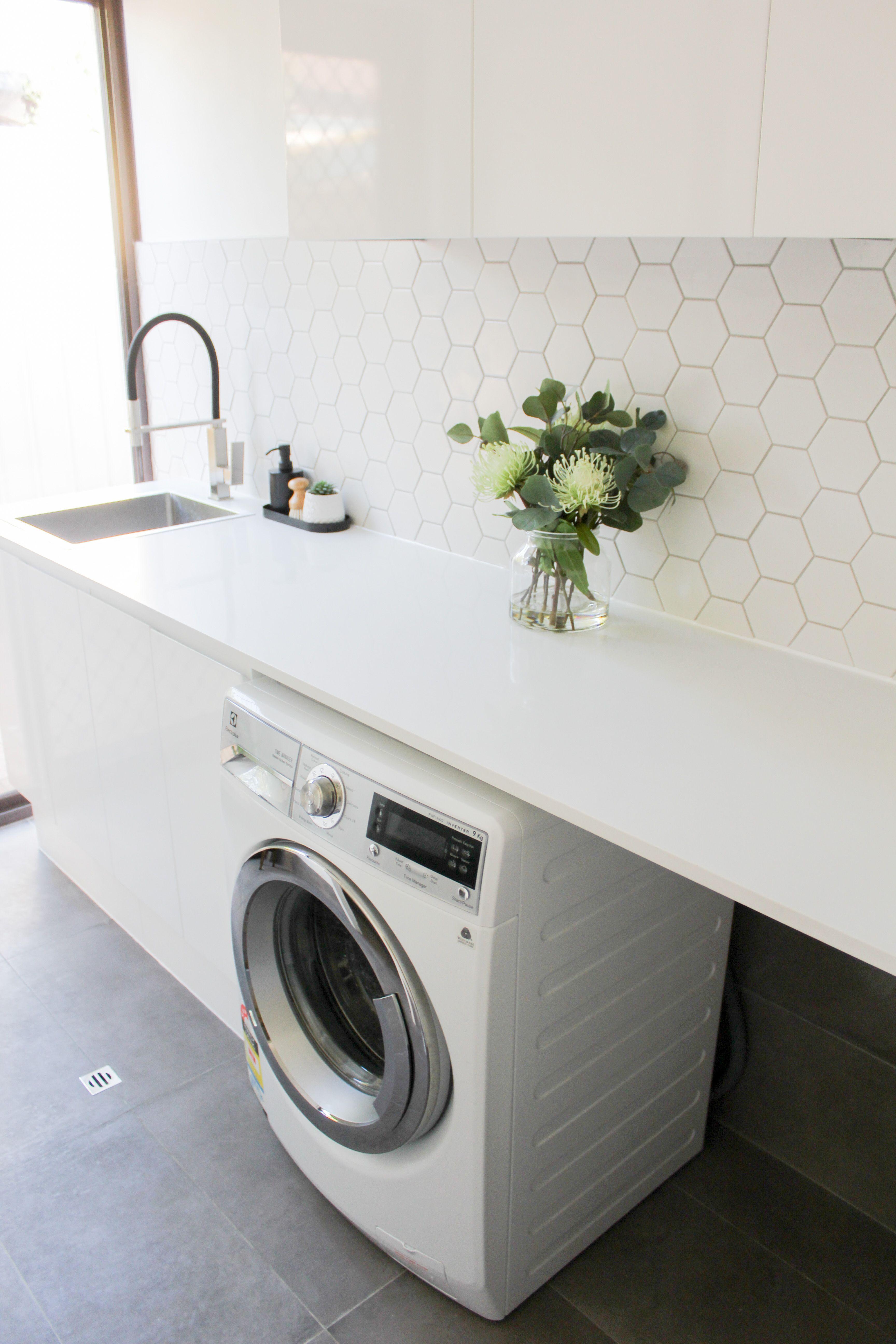 Laundry Renovations Perth WA in 2020   Small bathroom ...