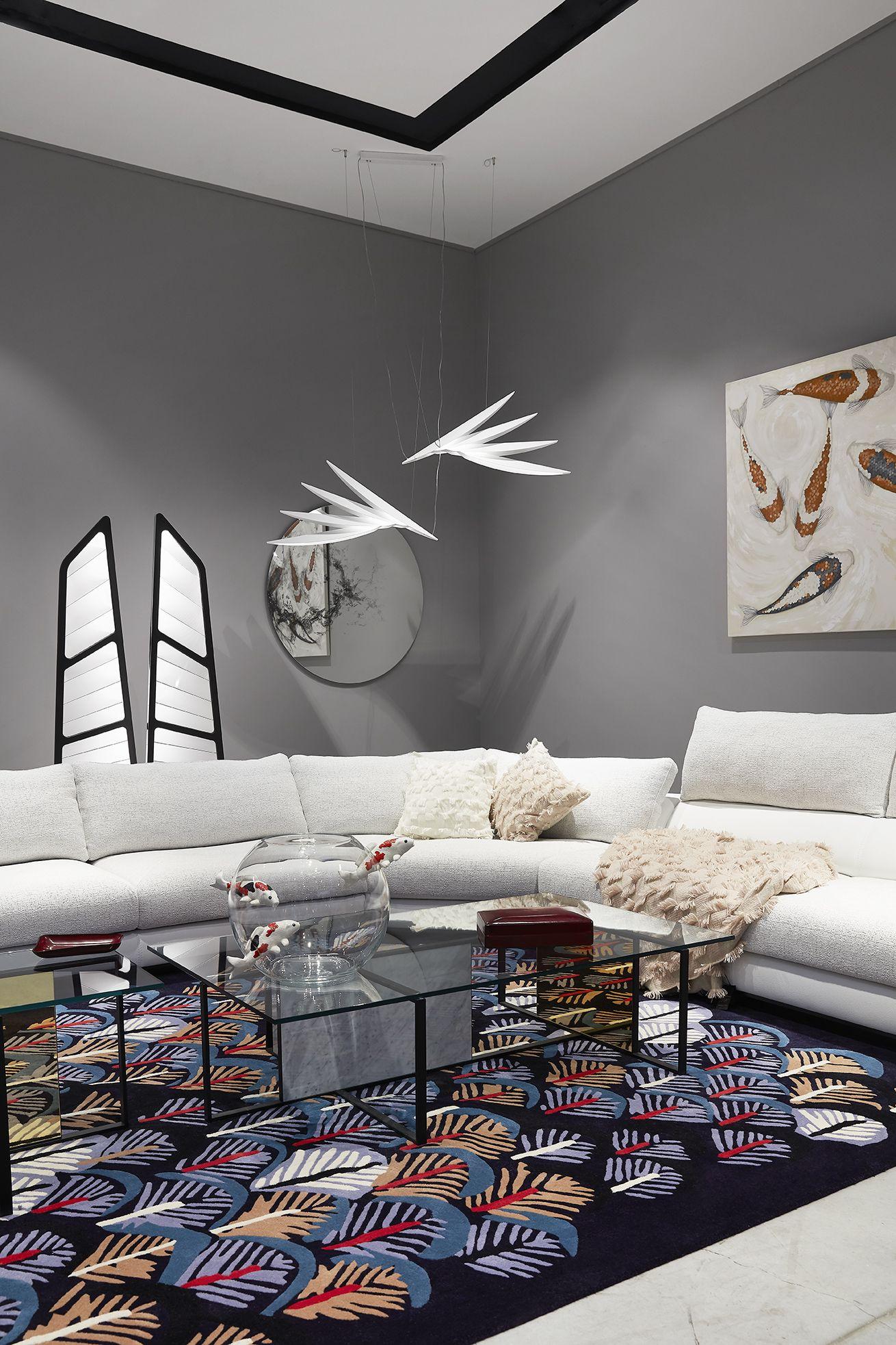 Roche Bobois Alchimie Sofa Designed By Roberto Tapinassi Maurizio Manzoni Sofa Design Home Decor Home