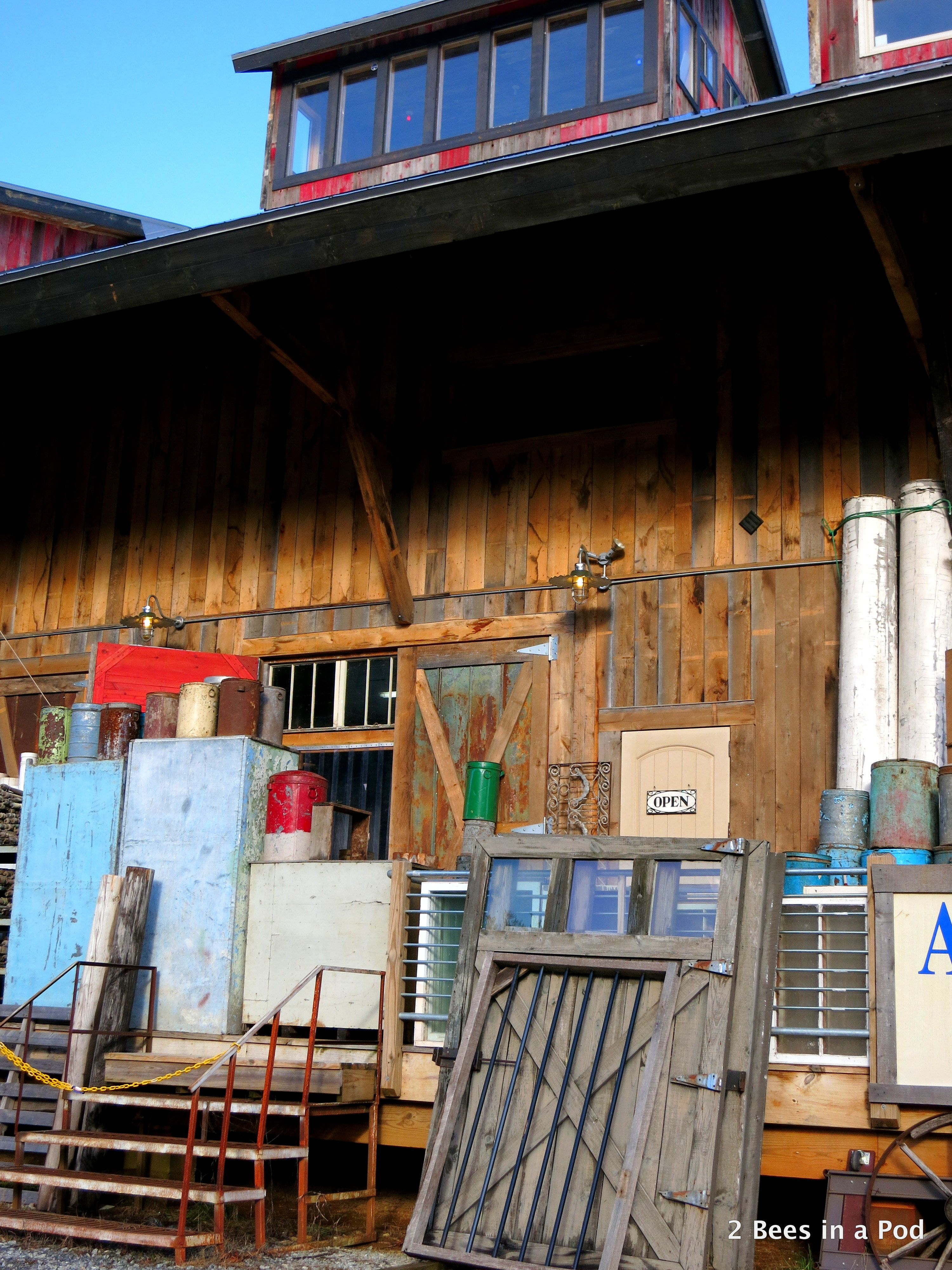 Day Trip to Clayton Part 2 Architectural salvage North carolina