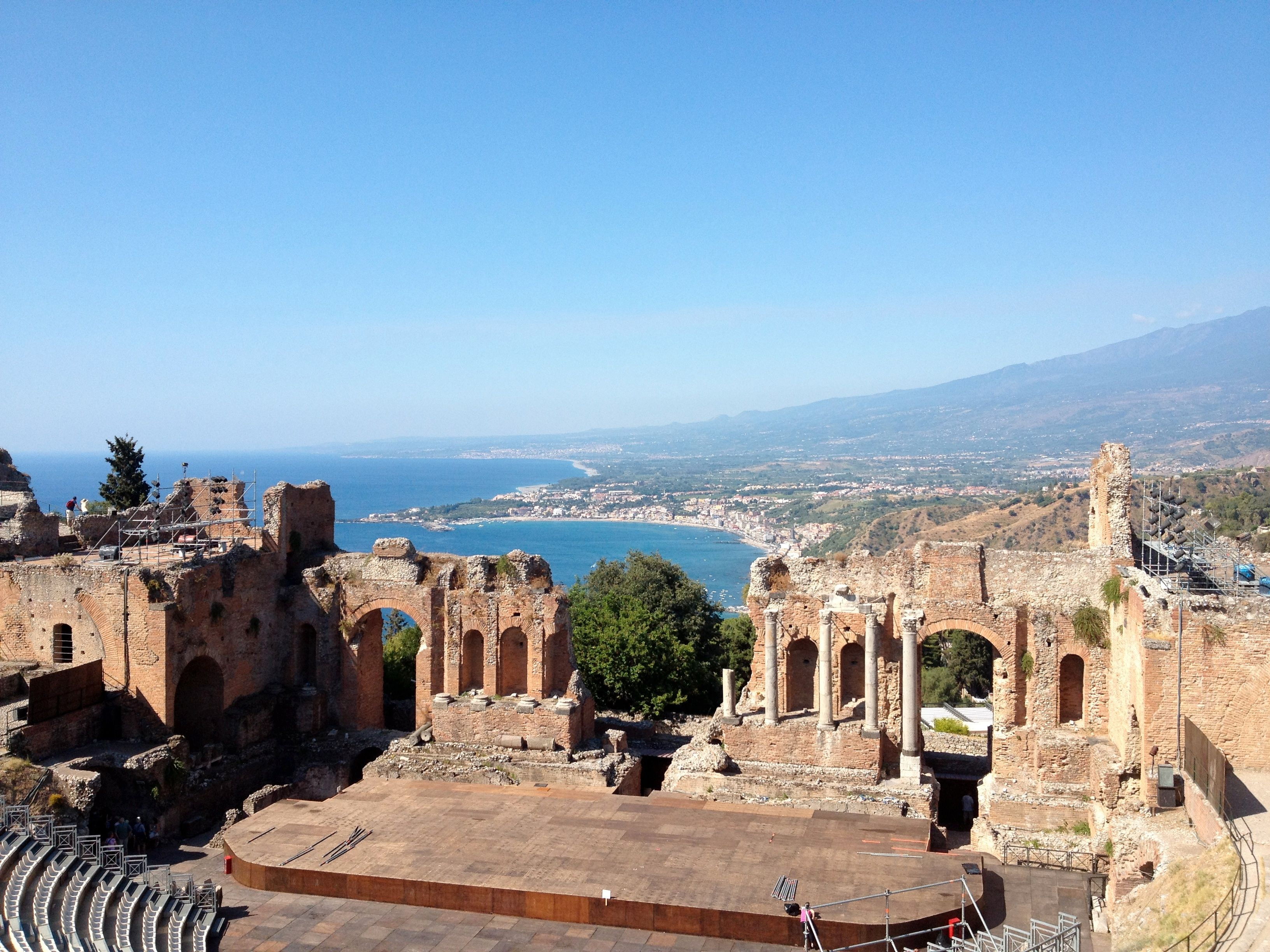Messina The Setting Of Quot Much Ado About Nothing Quot Italy