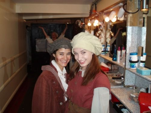 theravenprince Another Sierra Boggess backstage picture that was - sierra boggess resume