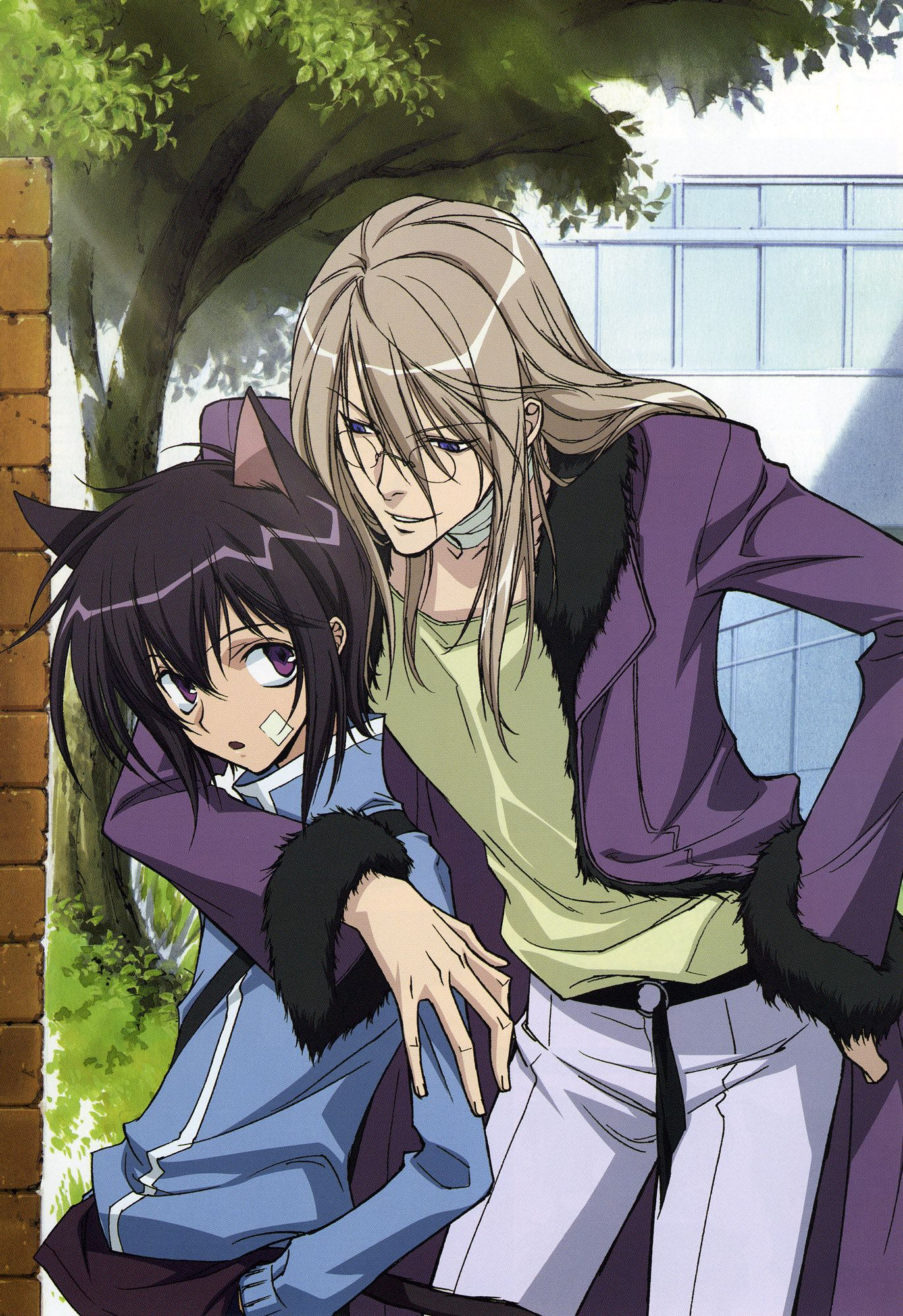 Ritsuka and Soubi Loveless anime, Loveless manga, Anime