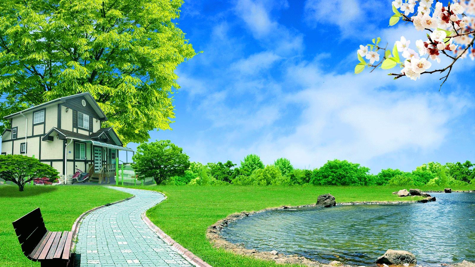 Fable Is Beautiful Theme Built For Blogging Desktop Background Nature Beautiful Photos Of Nature Beautiful Nature Wallpaper