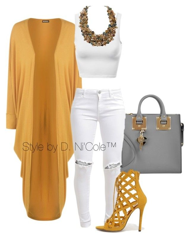 """""""Untitled #3286"""" by stylebydnicole on Polyvore featuring Sophie Hulme, WearAll, FiveUnits, Liliana and ALDO"""
