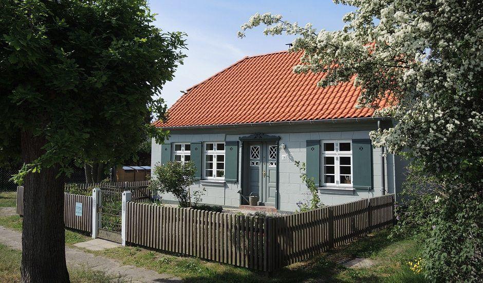 Alte Gärtnerei und Kleine Schäferei Born Ferienhaus darß