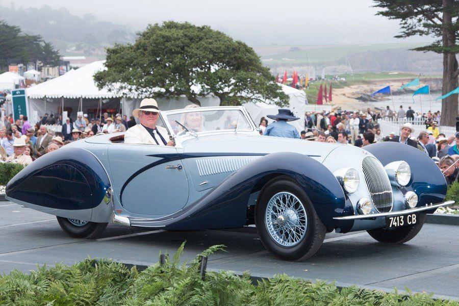 Gorgeous Vintage Cars at the 2013 Pebble Beach Concours d'Elegance