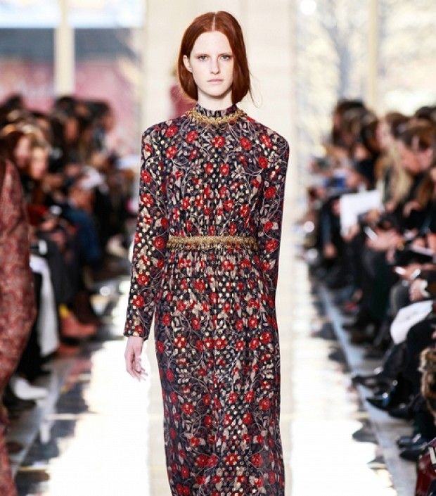 See The Full Collection: Tory Burch F/W 14