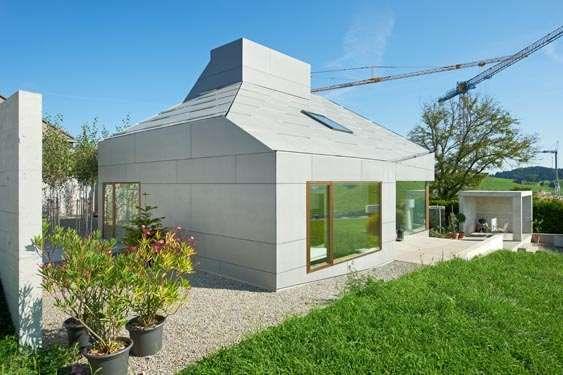11037 by Eternit® (mit Bildern) Eternit dach, Fassade