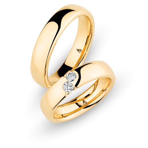 Marrying Munchen Trauringe Hochzeitsschmuck Veres Wedding Rings