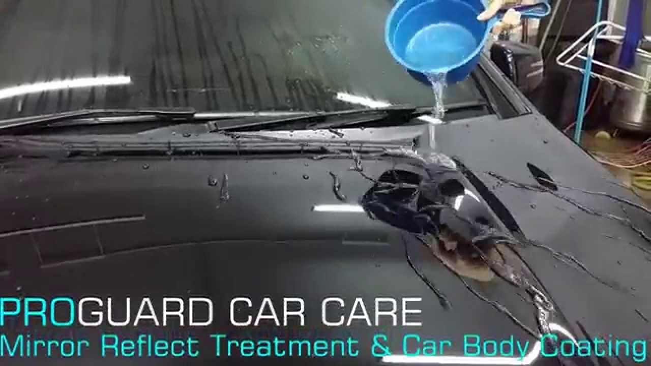 Just like many other industries the car care market is