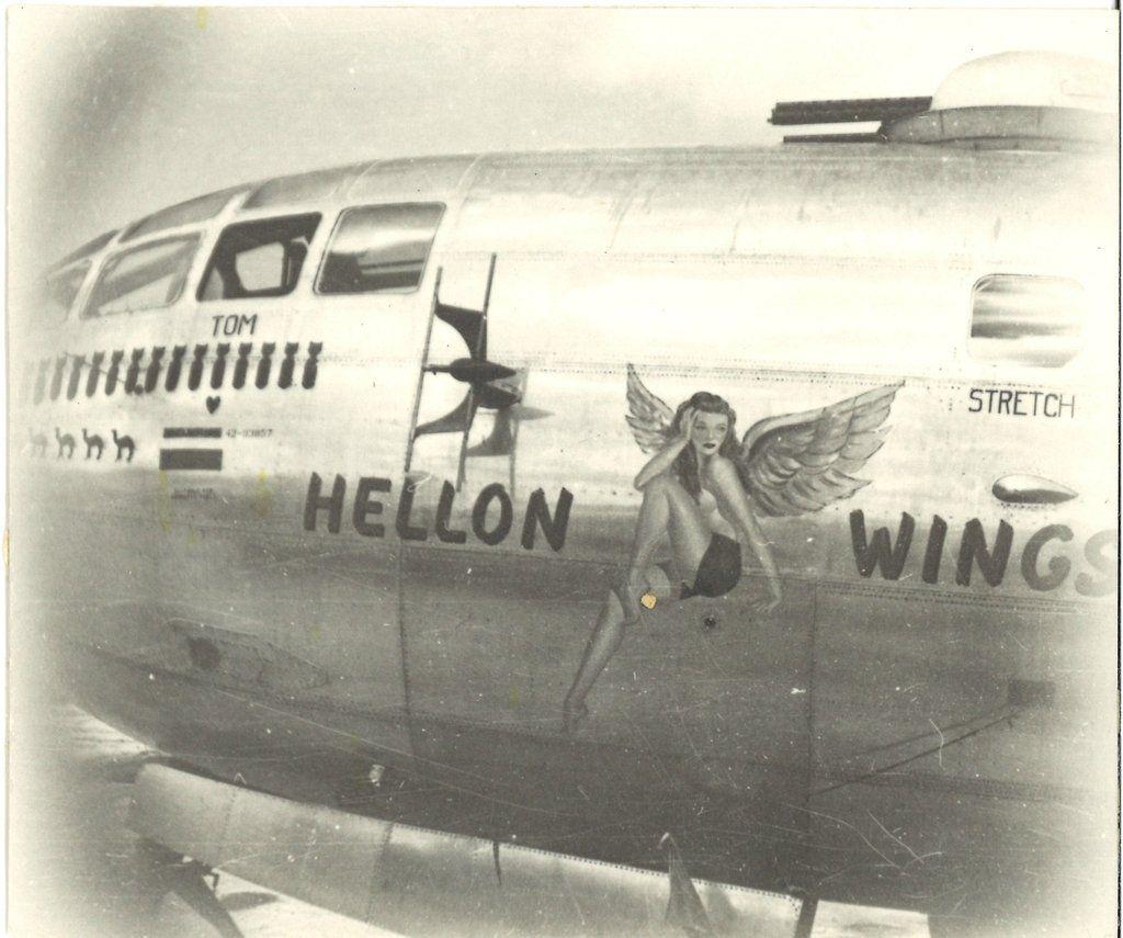 Bomber Art of WW2