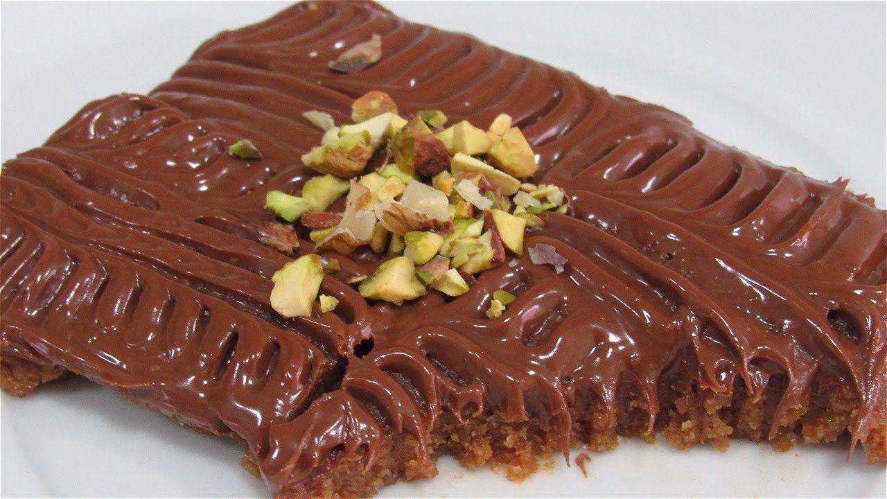 حلا سهل وسريع مكونات متوفرة بكل بيت و بدون فرن لازم تجربوها Desserts Food Cake