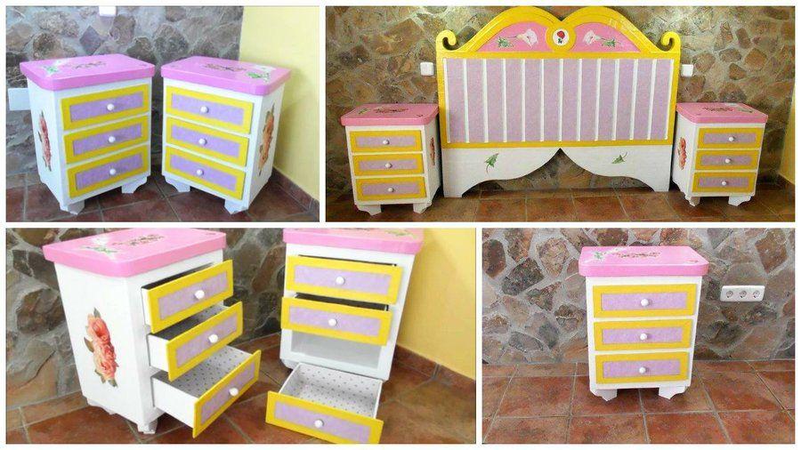 Convierte el cuarto de tus peques en un dormitorio de princesas con planchas de cartón y disfruta de este tutorial.