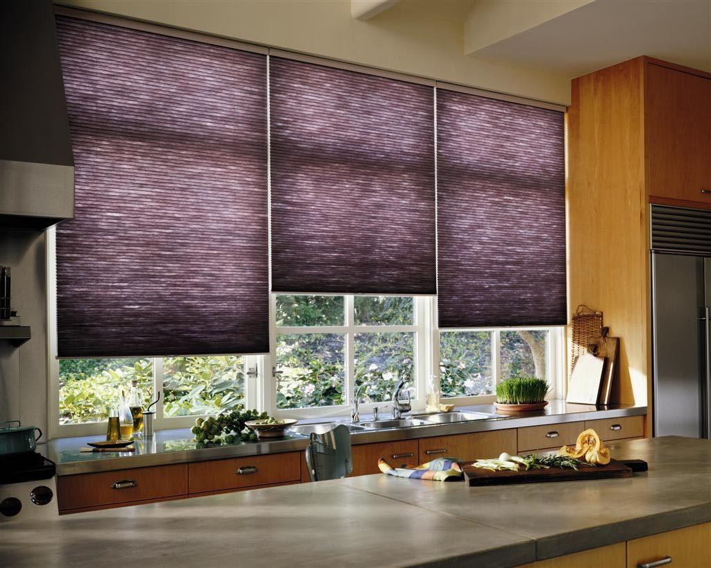 Vertical Blinds Kitchen Windows