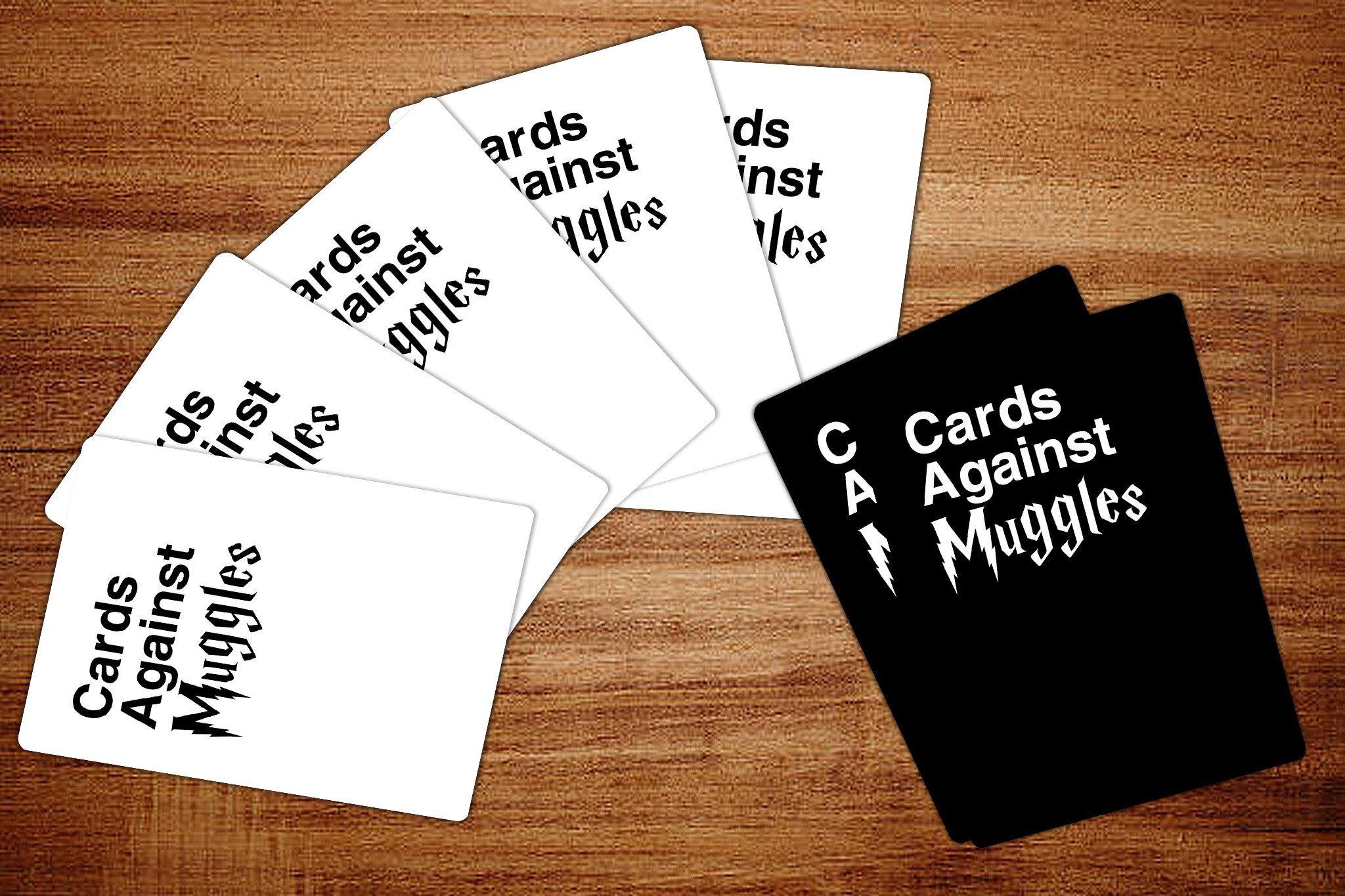 Cards against muggles digital download humanity hates