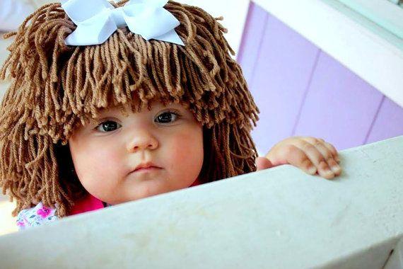 Col bebé inspirada en parche sombrero gorro de invierno foto Prop ...