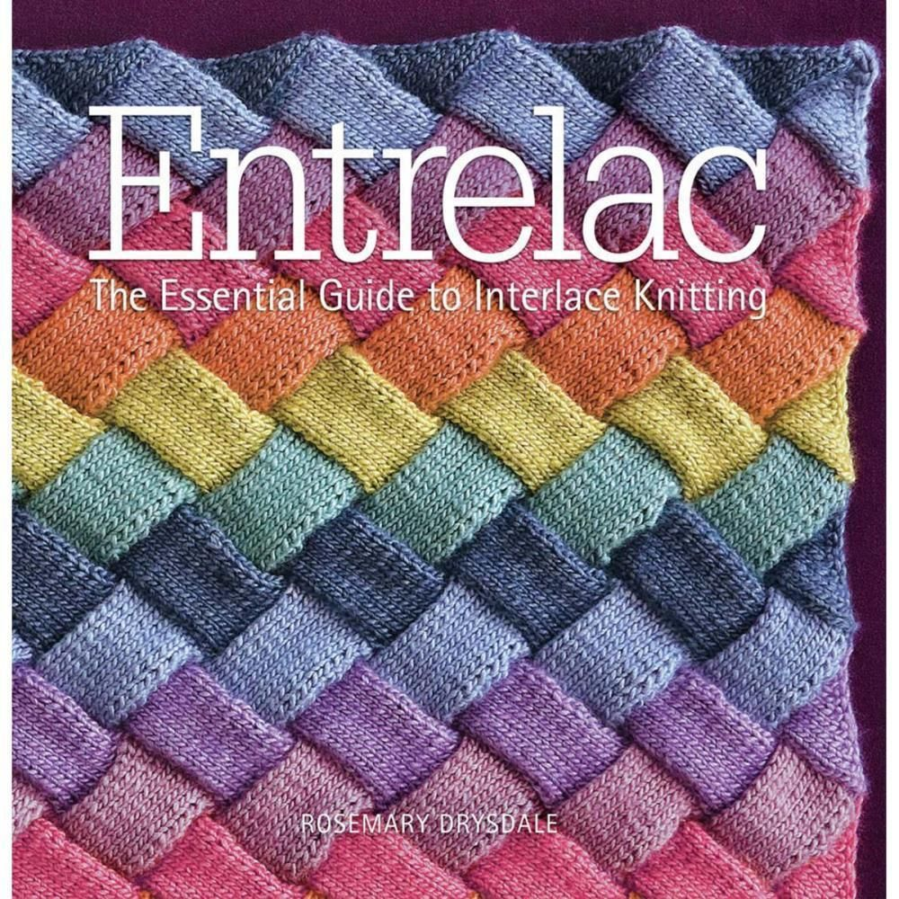 Entrelac Knitting Book | Knit crochet, Knitting patterns and Crochet