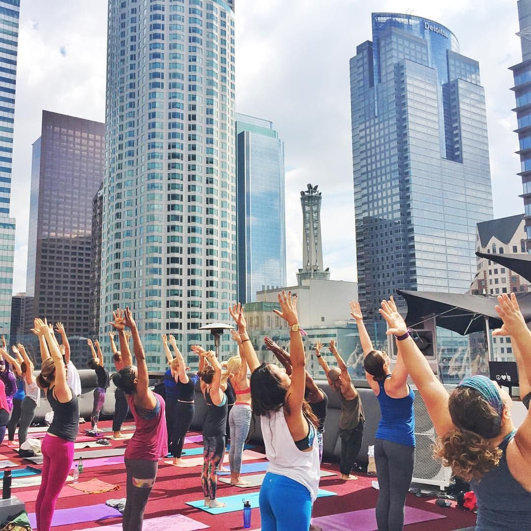 Yoga, blissful beats, soulful friends, panoramic views from a perch in the…