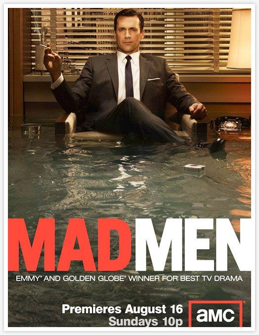 Great Ad Mad Men Cine Y Literatura Hombres Locos
