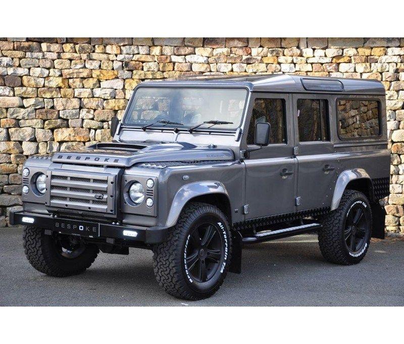 2013 Land Rover Defender 110 For Sale Lro Com Uk Land Rover