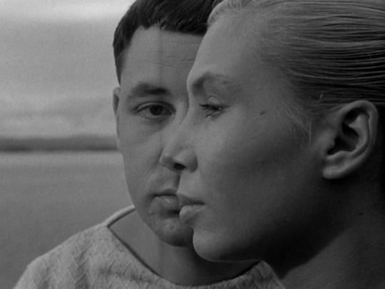 La Pointe Courte (1955, Agnès Varda) / Cinematography by Paul ...