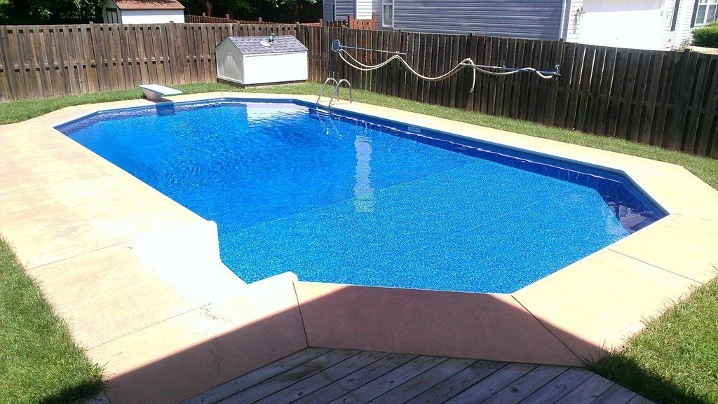 Do it yourself build your own pool in your backyard do it yourself build your own pool in your backyard solutioingenieria Image collections