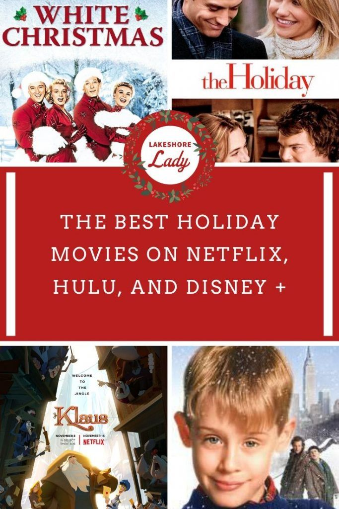 The Best Holiday Movies on Netflix, Hulu, and Disney in