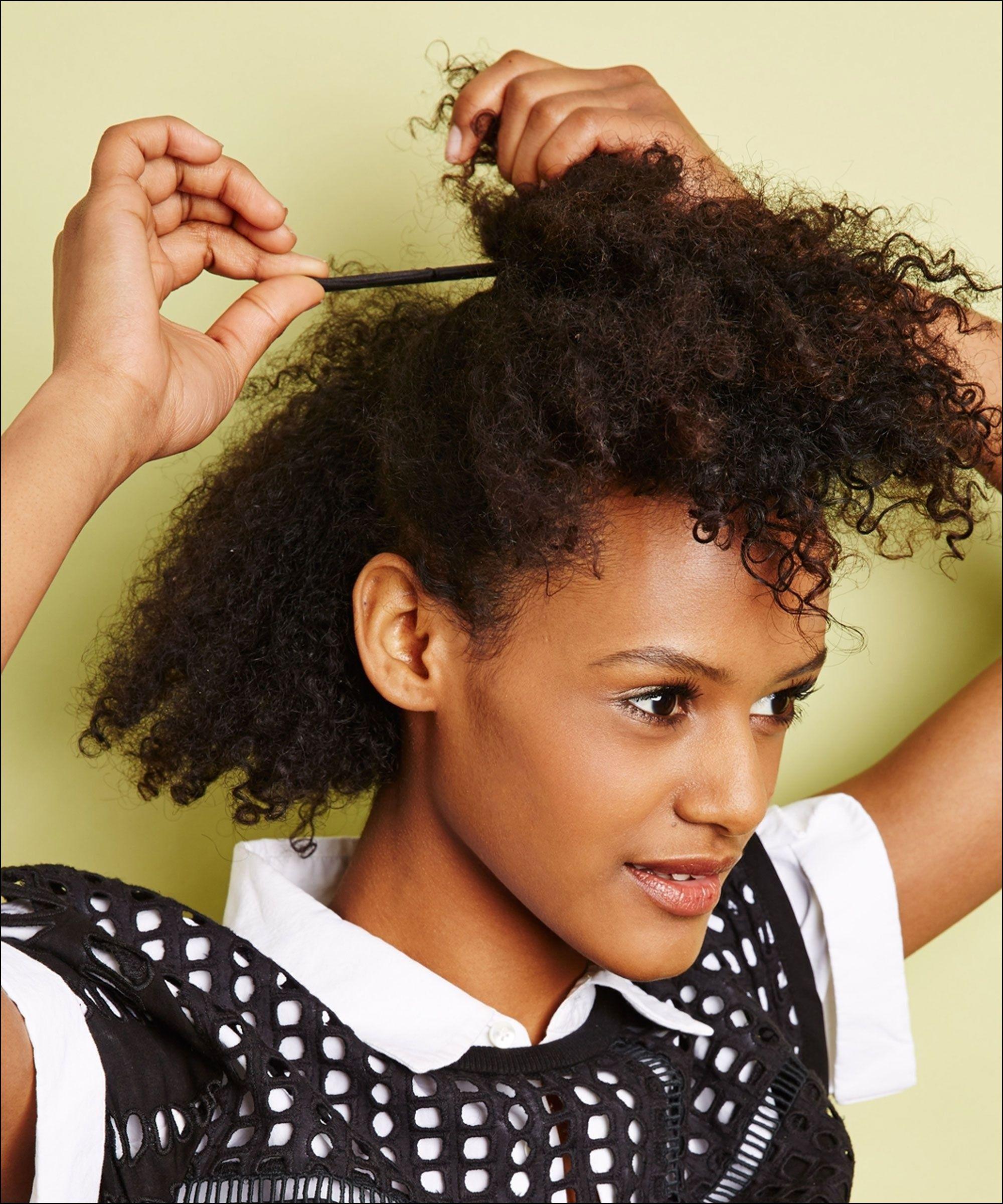 cute hairstyles for nappy hair | hair | natural hair styles