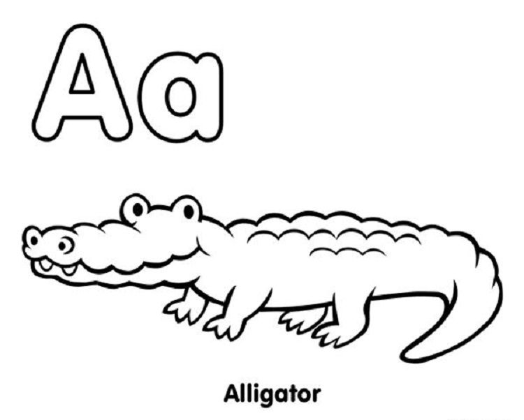 Mattel Alphabet Coloring Pages With Images Alphabet Coloring
