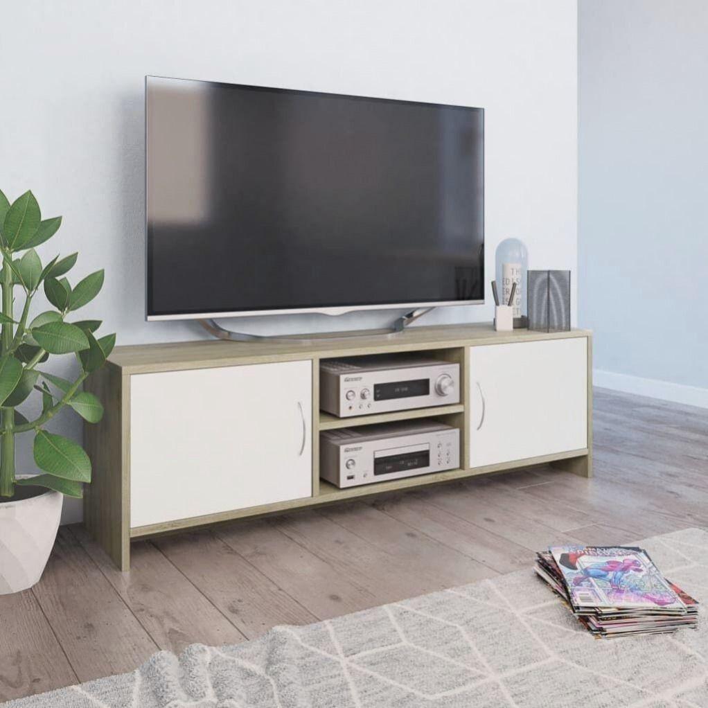 Dieses Modische Gleichzeitig Praktisch Und Zuverlassig Tv Stander Wird Sicherlich Der Mittelpunkt Ihres Raumes Tv St Tv Schrank Tv Schrank Weiss Spanplatte