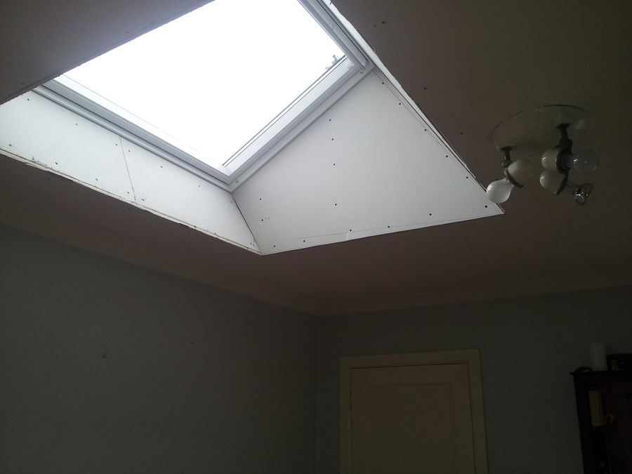 Skylight Velux