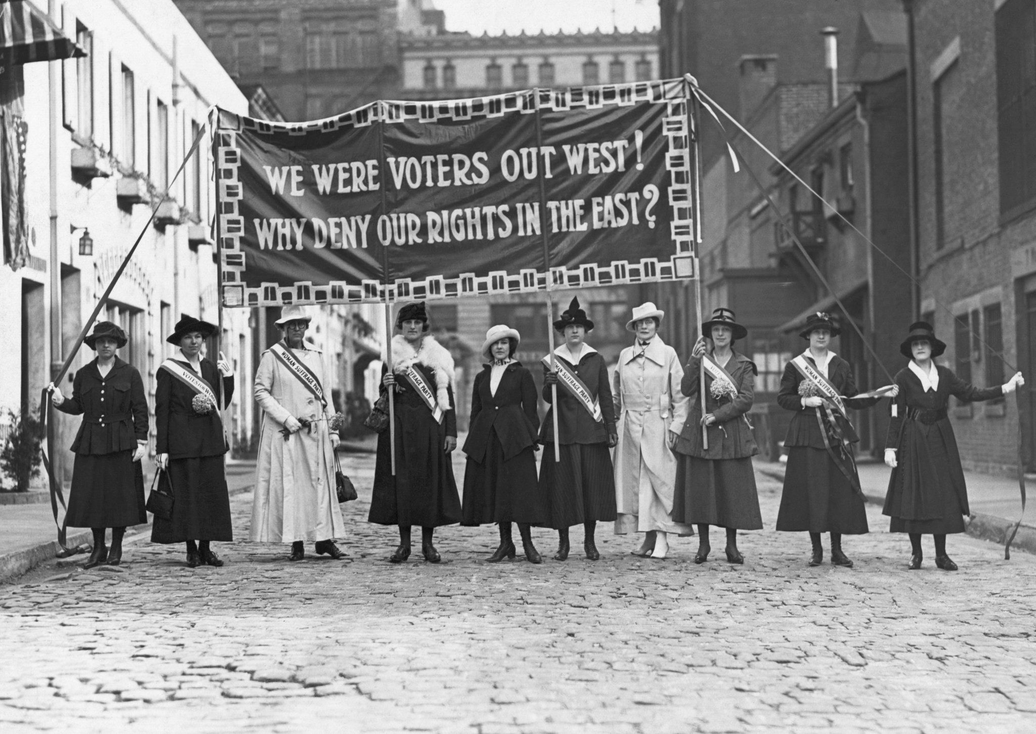 Opinion How To Celebrate A Complicated Win For Women Published 2018 Women In History Suffragette Suffrage Movement [ 1451 x 2048 Pixel ]