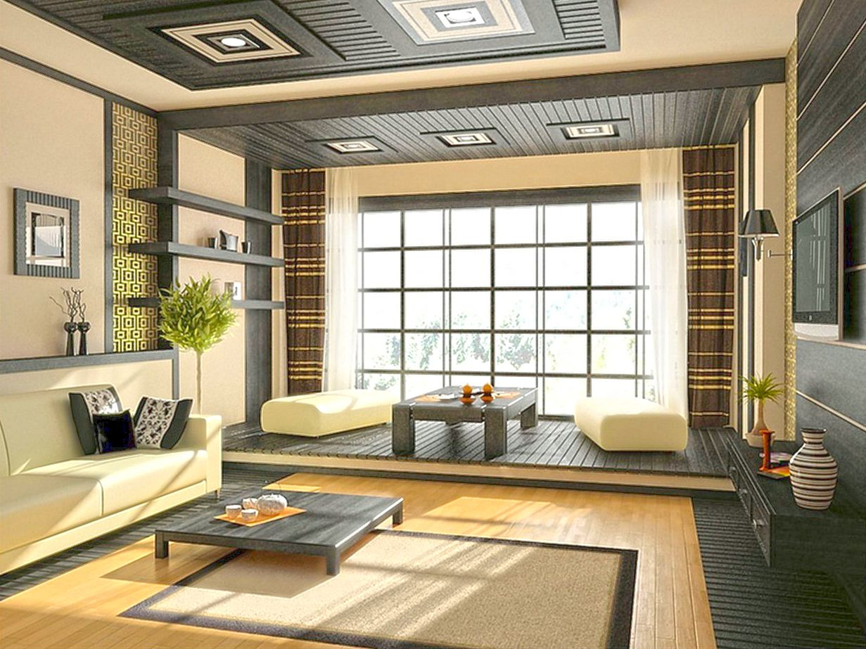 Home Design Ideas 97 Living Room Decor Ideas Modern And Quality Images About Living Ro Japanese Living Room Decor Asian Living Rooms Japanese Living Rooms Living room ideas japanese