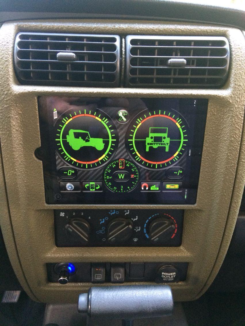 Xj ipad install xj mods upgrades pinterest jeep cherokee xj jeep gear and jeep xj for Jeep cherokee xj interior accessories
