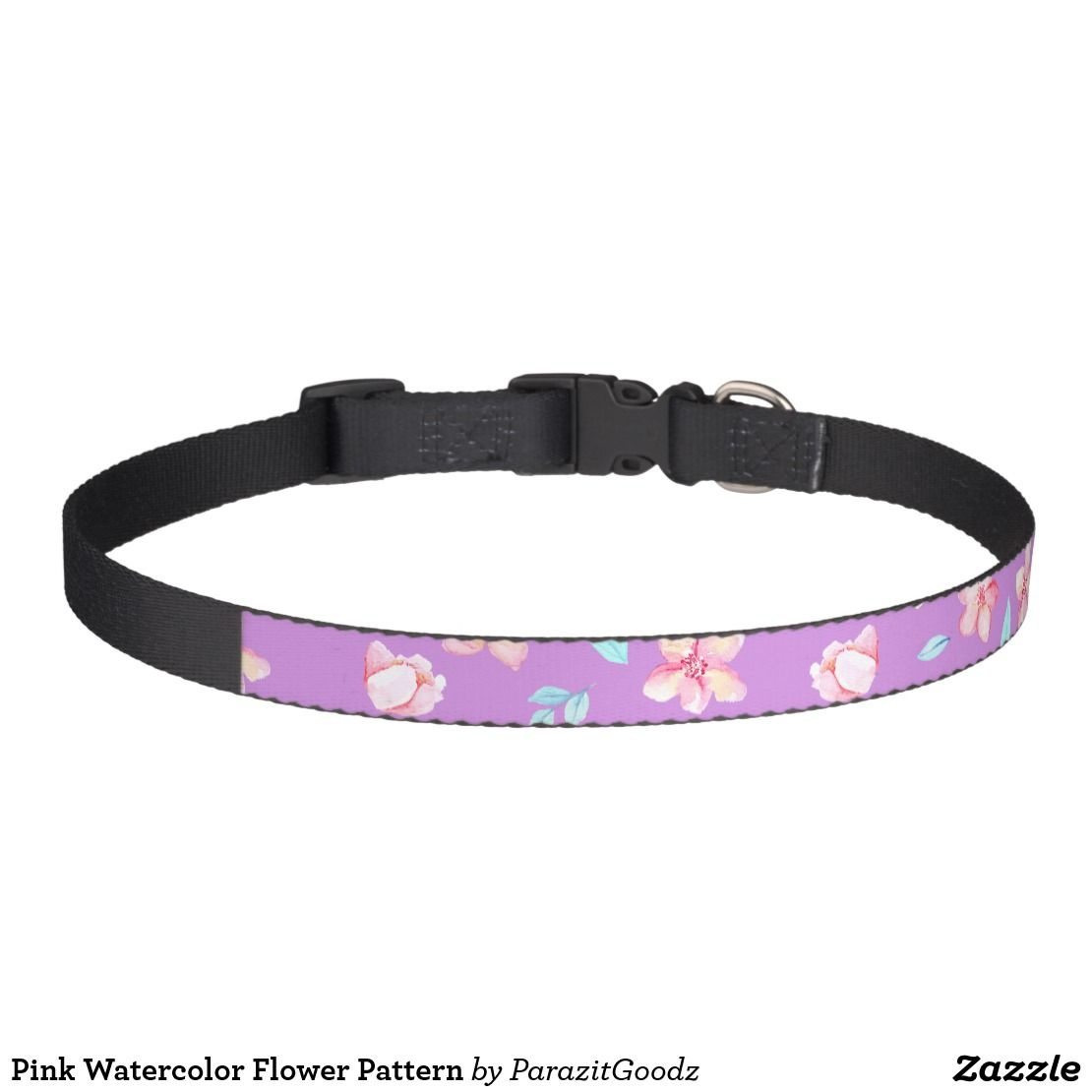 With this design of pink and blue wildflowers you will feel yourself in nature wherever you are