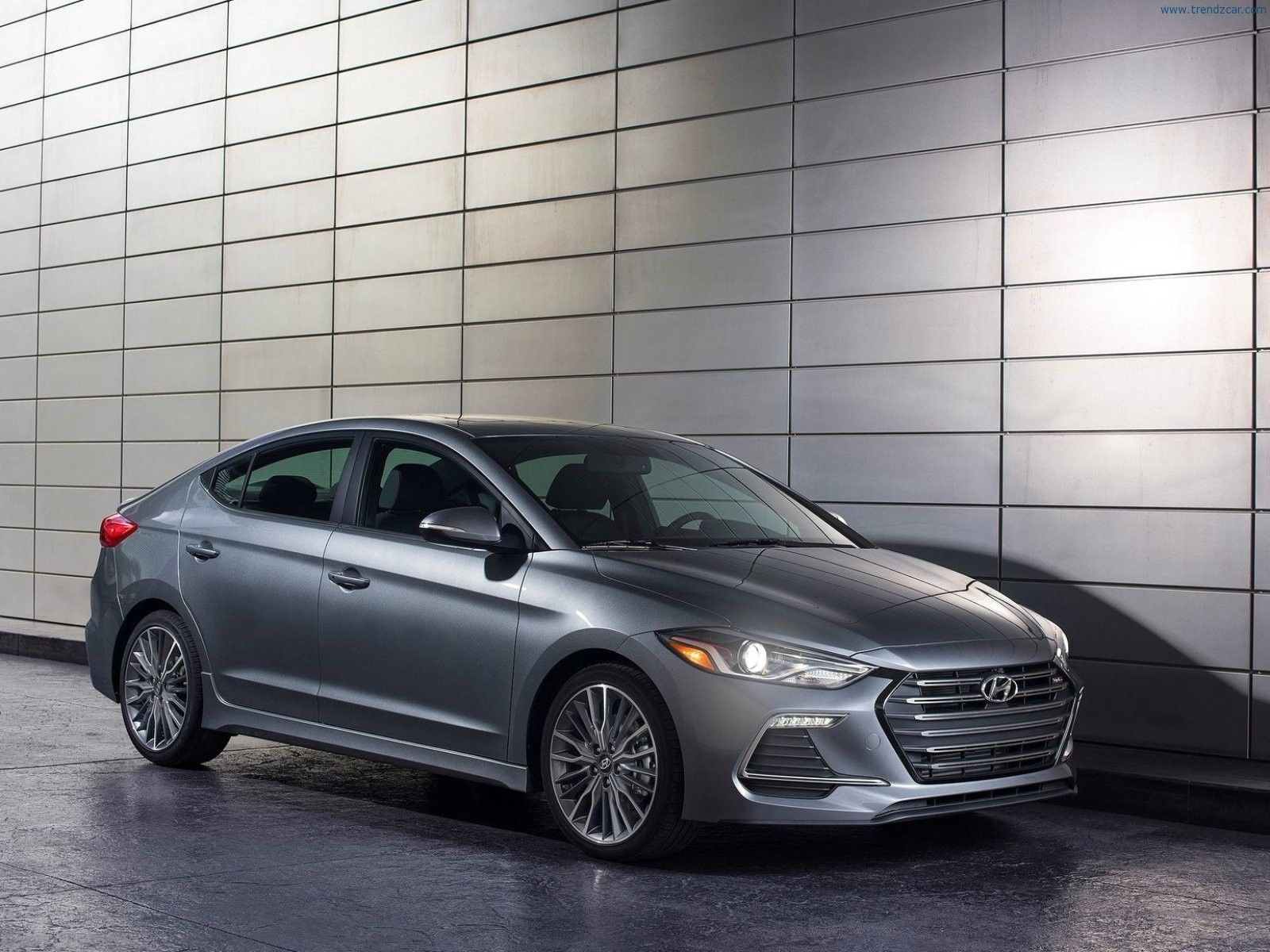 Exceptionnel The New 2017 Hyundai Elantra Sport Understands That The Sports Moniker  Should Deliver On Its Promise, And That Is Reflected In A Number Of Ways  Beyond The