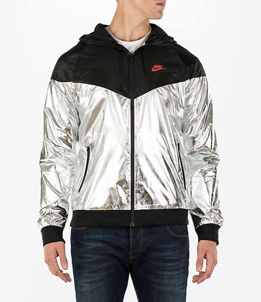 Men s Nike Sportswear Gold Foil Windrunner Jacket  2b4666e93